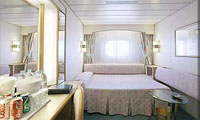 Oceanview Stateroom Guarantee